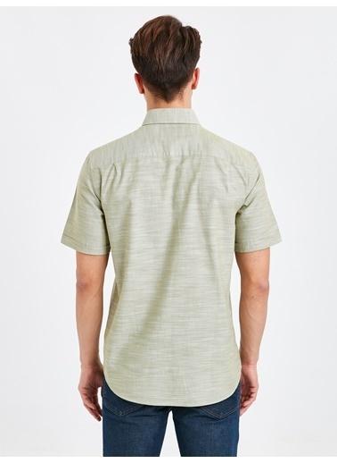 LC Waikiki Gömlek Yeşil